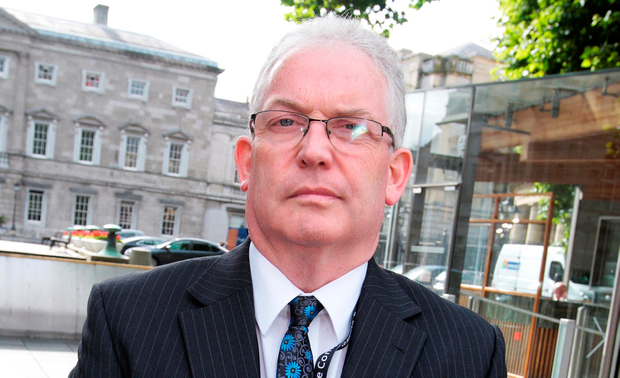 HSE chief Tony O'Brien: 'The healthcare system needs to be differently shaped and sized.' Photo: Tom Burke