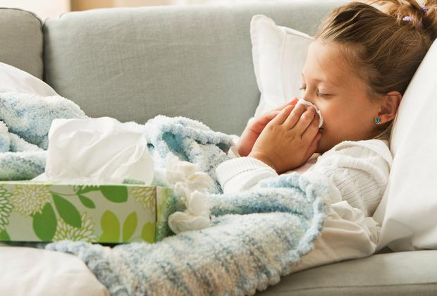 The disruption for schools will be severe if the flu crisis continues for a prolonged period. Stock Image: Getty Images