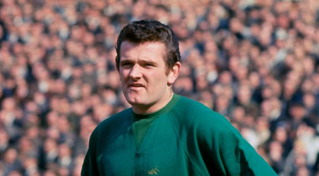 Former Liverpool goalkeeper Tommy Lawrence. Photo: Getty Images