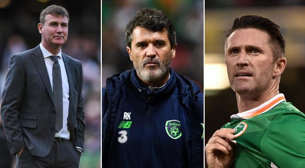 Stephen Kenny, Roy Keane and Robbie Keane are likely to be shortlisted