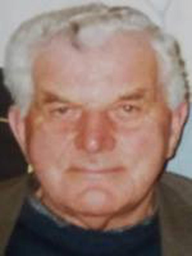 William Busher was last seen seven days ago. Image: An Garda Siochana
