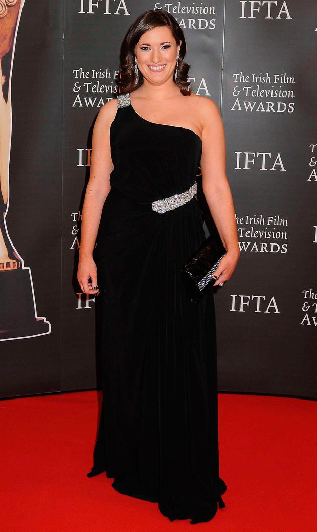 Elaine Crowley at the 2010 IFTAs