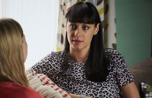 Jessica Falkholt in Home and Away