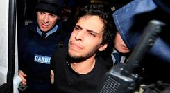 Accused man Mohamed Morei. Photo: Collins