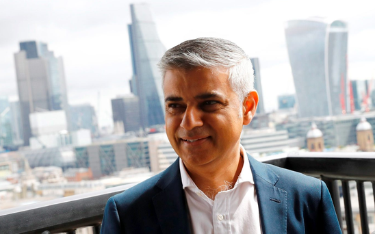 European Union  deal a marginal cost to UK, Sadiq Khan's analysis finds