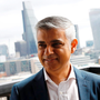 London Mayor Sadiq Khan. Photo: REUTERS
