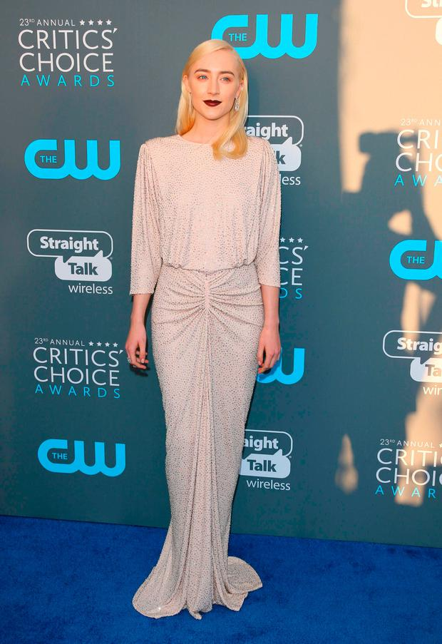 22 Best and Worst Dressed at the Critics\' Choice Awards - Independent.ie