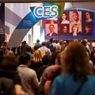 CES 2018 in the Las Vegas Convention Center