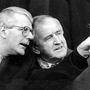 John Major and Albert Reynolds