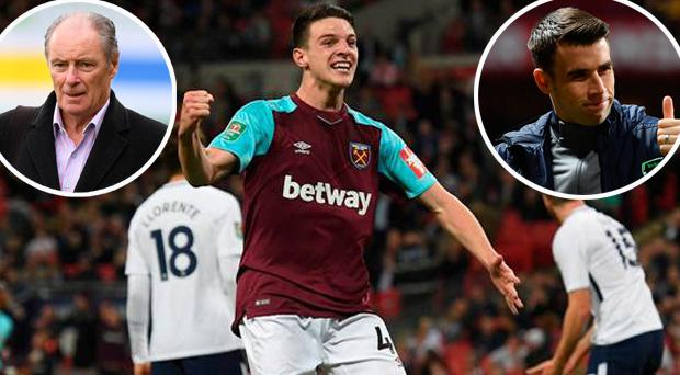 Declan Rice looks certain to make his Ireland debut this year having impressed for West Ham