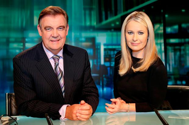 REGRETS? Sharon Ni Bheolain revealed last year that she was paid significantly less than her RTE 'Six-One News' co-anchor Bryan Dobson. She has since moved to presenting the 'Nine O'Clock News', but does not regret causing the controversy: 'My only regret is that I didn't speak to Dobbo beforehand,' she said. 'He was in the States on holiday but I should have tried to get hold of him.'