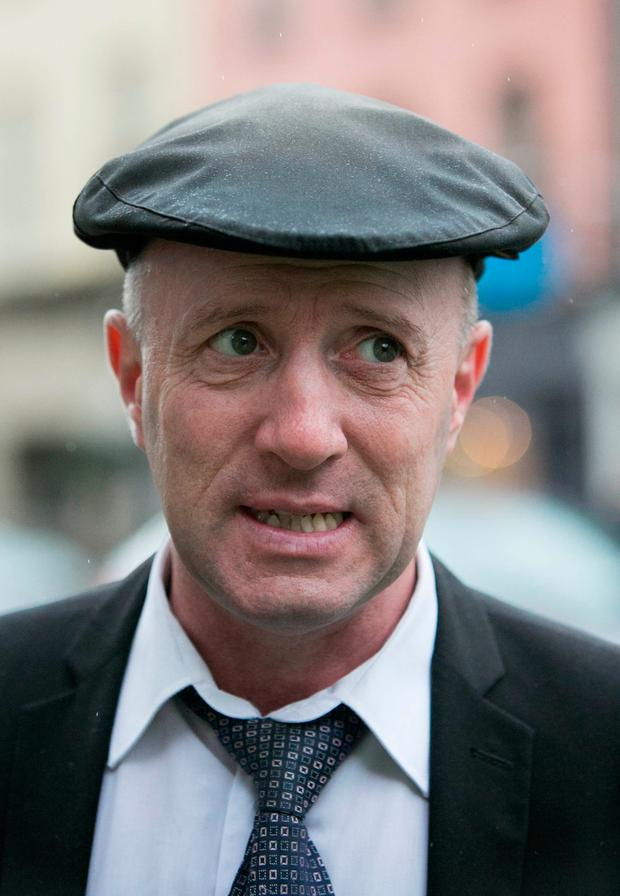 Michael Healy-Rae Photo: Gareth Chaney/Collins