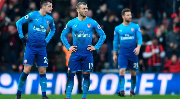 Wenger braced for Sanchez exit after star forward sits out Bournemouth loss