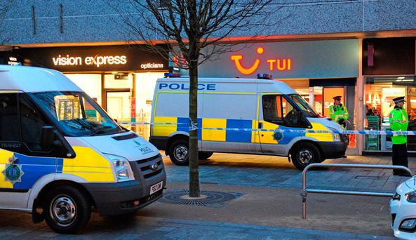 Man arrested in Southport after woman dies in attack at travel agent