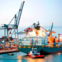 The Central Statistics Office publishes data on imports and export today (stock photo)