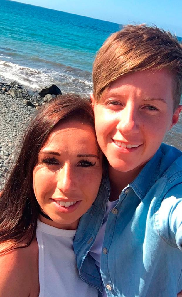 Laura Williams (left) and Cassie Hayes Credit: Merseyside Police/PA Wire