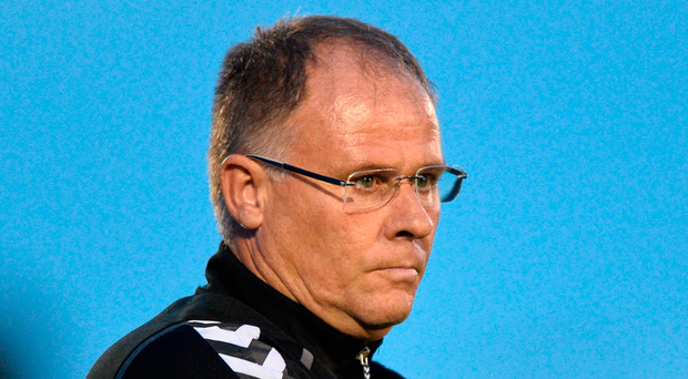 Former Limerick manager Neil McDonald (pictured) has been replaced by Tommy Barrett. Photo: Sportsfile