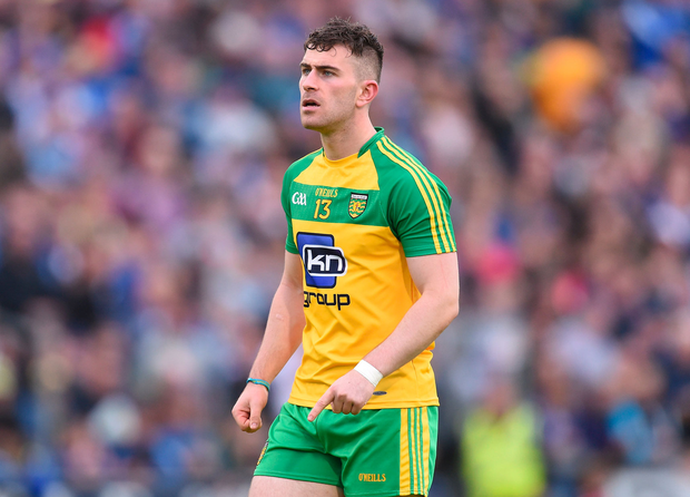 Paddy McBrearty. Photo: Ramsey Cardy/Sportsfile