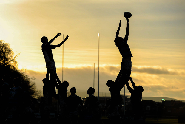 There was no fairytale result for Division 2C leaders Sligo as Lansdowne broke clear of them in the second half to record a 34-15 Bateman Cup semi-final win in Strandhill on Saturday. Stock photo: Sportsfile