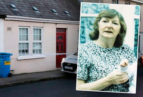 The chief suspect in the murder of Rosie Hanrahan (inset) is believed to have fled to France