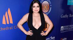 Ariel Winter attends the 29th Annual Palm Springs International Film Festival Closing Night Screening of