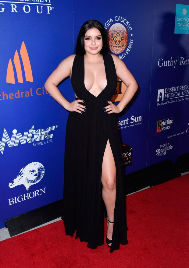 Ariel Winter attends the 29th Annual Palm Springs International Film  Festival Closing Night Screening of d4b22094e