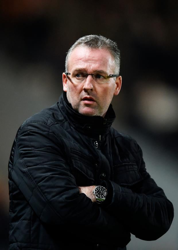 Paul Lambert is the new Stoke manager