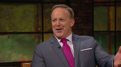 Sean Spicer on The Late Late Show on RTE One