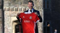 Ryan Giggs has been announced as the new Wales manager.
