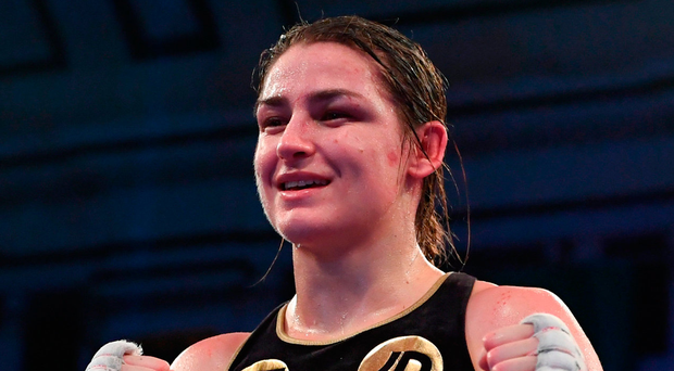 Katie Taylor Photo: Stephen McCarthy / Sportsfile