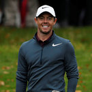 Rory McIlroy Photo: Lee Smith
