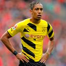 Pierre-Emerick Aubameyang Photo: Richard Sellers/PA Wire