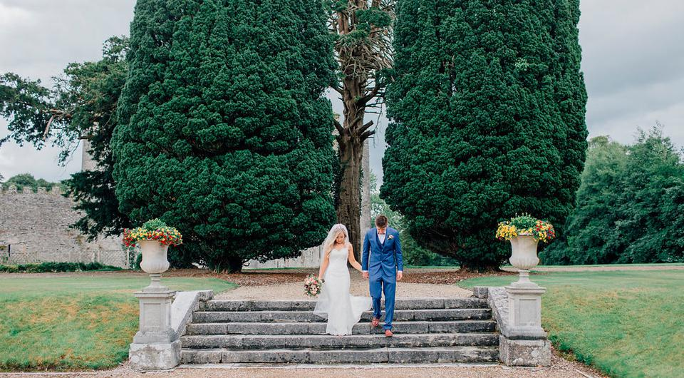 Real Wedding: Cork Couple Aoife And Diarmuid Tie The Knot