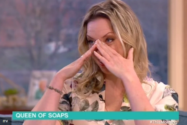 Sharon Marshall reveals her news on ITV This Morning