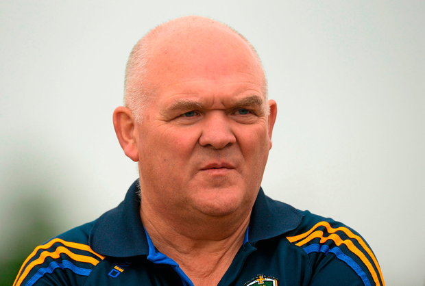 Roscommon manager John Evans. Picture credit: Piaras Ó Mídheach / Sportsfile