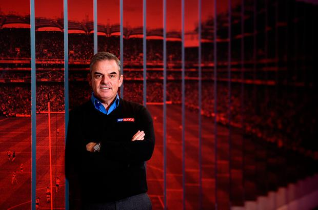 Irish golfer and former Ryder Cup captain, Paul McGinley. Photo by David Fitzgerald/Sportsfile
