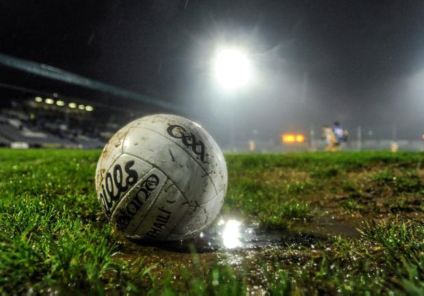 There is also concern over the potential condition of the pitch in the current weather conditions. Stock photo/Sportsfile
