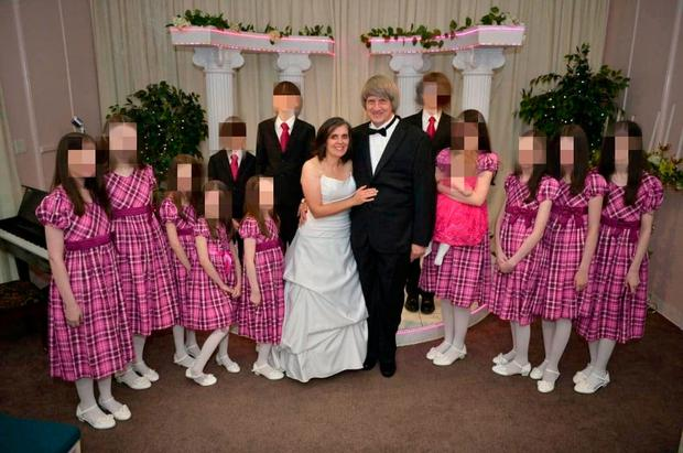 The 13 Children Held Captive Were 'Chained For Months', Attorney Says