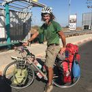 Oliver McAfee, a 29-year-old gardener from Northern Ireland, went missing in late November while cycling through the Negev desert in southern Israel and has not been seen or heard from since.