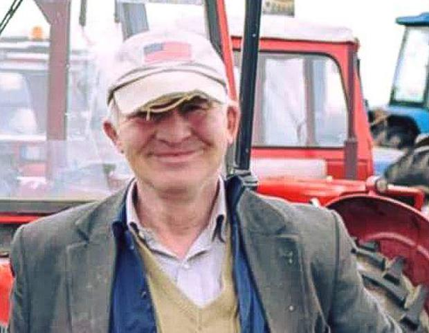 Willie had renovated the tractor and helped raise thousands of euro for many charities on various tractor runs.