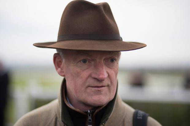Trainer Willie Mullins. Photo: Racing Post