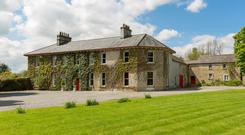 Donaguile House, Castlecomer, sold last May for €575,000