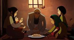 The Breadwinner, Cartoon Saloon
