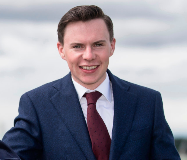 Trainer Joseph O'Brien. Photo: Patrick McCann