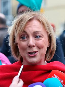 Social Protection Minister Regina Doherty Picture: Damien Eagers