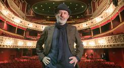 Tommy Tiernan. Photo: Gareth Chaney/Collins Photo Agency