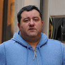 Mino Raiola. Photo: Jacopo Raule