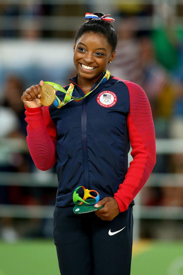 Simone Biles. Photo: Alex Livesey/Getty Images