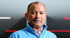 England coach Eddie Jones. Photo: Getty Images