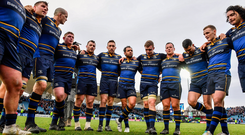 Leinster's squad depth is in great shape. Photo: Sportsfile
